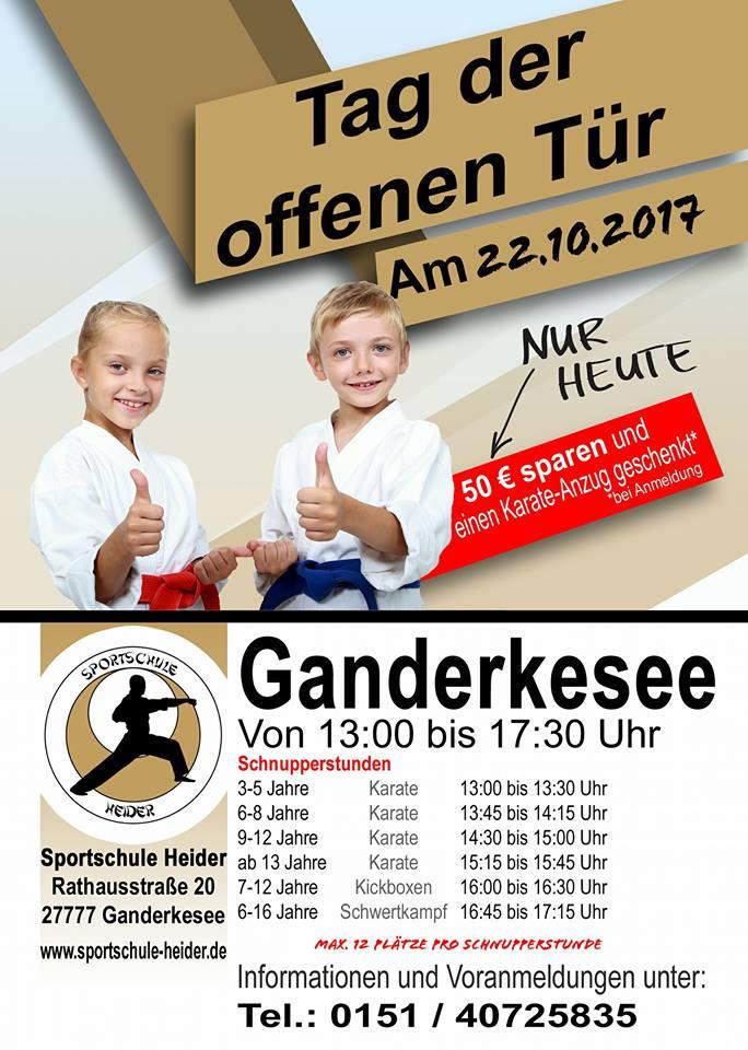 Ganderkesee - Tag der offenen Tür 22.10.2017